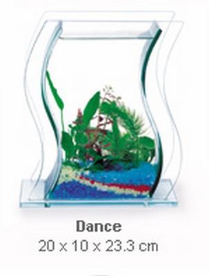 Aquariumvaas Dance